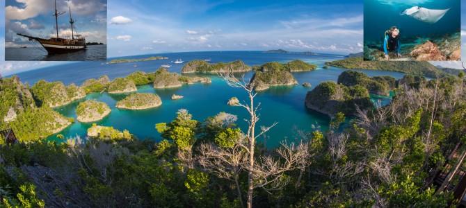 Indonesien – Raja Ampat – Wellenreng 2018