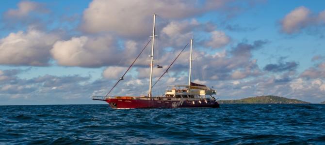 Seychellen Oktober 2018